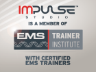 Impulse Studio is a certified member of the European EMS Trainer Institute and trains according to European EMS Training Standards